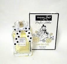 <b>Vivienne Sabo</b>/ Parfum Atelier, <b>EAU DU</b> CIEL <b>eau De</b> Toilette, 50ml ...