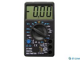 <b>Мультиметры</b> | <b>S</b>-<b>line</b>. Измерительное и паяльное оборудование ...