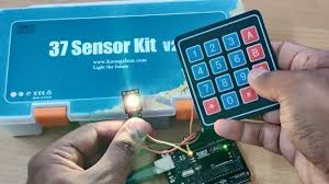 10 Arduino Projects using <b>37</b> in <b>1 Sensor kit</b> | control RGB LED with ...