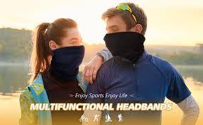 6 Pieces Unisex Magic Headband Multifunctional ... - Amazon.com