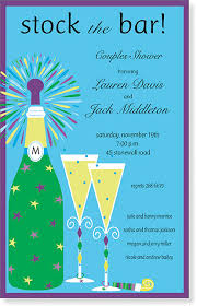 New Years Pop Party Invitations, 21551