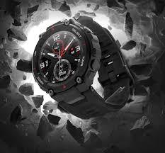 Super Deal: Get <b>Amazfit T</b>-<b>Rex Smartwatch</b> for just $74.99 ...