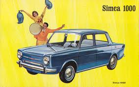 Blog de club5a : Association Audoise des Amateurs d'Automobiles Anciennes, LES CHEVALIERS DU FIEL - DANS LA SIMCA MILLE