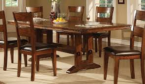 lavista dining table in dark oak amazing dark oak dining