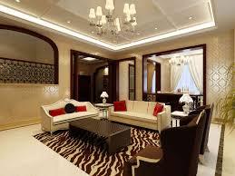 model living rooms: extraordinary contemporary living room with zebra carpet model max