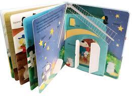 <b>Книжки</b> - <b>панорамки</b> с окошками. Перед сном | Купить книгу с ...
