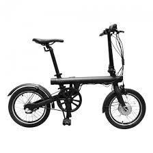 <b>Original Xiaomi</b> QICYCLE EF1 Smart Bicycle <b>Foldable</b> Bike ...