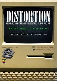 <b>Distortion Dance</b> Party | live on elgin