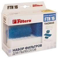 <b>Filtero Набор фильтров FTH</b> 16 — Аксессуары для пылесосов ...