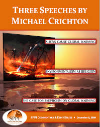 michael crichton junk science wainfleet wind action group crichton