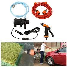 Online Shop <b>6L</b>/<b>min</b> 130PSI High Pressure Car Water Pump Car ...