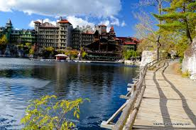 Mohonk Mountain House: Labyrinth and <b>Lemon Squeeze</b> | Hike the ...