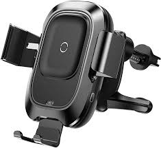 <b>Baseus</b> Wireless <b>Car</b> Phone Charger, 10W Qi Fast Charging ...