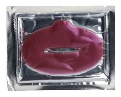 <b>Коллагеновая увлажняющая маска для</b> губ Аква 24 1шт Beauty Style