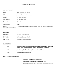 writing detailed resume   cover letter examplewriting detailed resume careerperfect best professional resume writing services curriculum vitae sample format