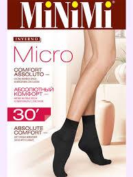 <b>Носки женские Minimi Micro</b> 30 den <b>MICRO</b> 30 <b>носки</b> купить в ...