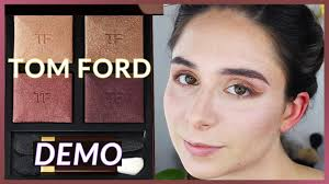 <b>TOM FORD Honeymoon</b> Eyeshadow Demo! - YouTube