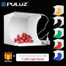 <b>PULUZ Folding</b> Lightbox <b>20cm</b> 30cm Light box Mini Photo Studio ...