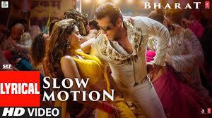 LYRICAL: Slow Motion | Bharat | Salman Khan, Disha Patani | Vishal ...