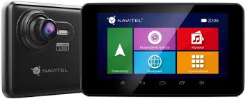GPS-навигатор с <b>видеорегистратором Navitel RE900</b> Full HD
