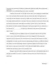 modern environmental movement college essay
