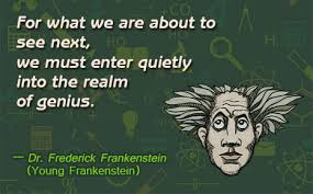 Great Quotes From Frankenstein. QuotesGram via Relatably.com