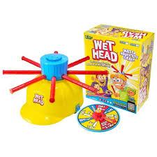 Купить <b>игрушку Wet Head</b> Водная Рулетка colorful в Москве, цена ...