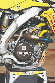 Suzuki Rmz 250 Motocross Action Magazine Suzuzki Rm Z250 Versus Big Bore Suzuki