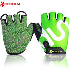 BOODUN New <b>Cycling Gloves</b> Men Silica GEL Shockproof <b>Half</b> ...