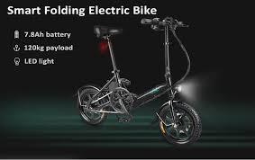 €368 with coupon for <b>FIIDO D3</b> Mini Aluminum Alloy <b>Smart Folding</b> ...