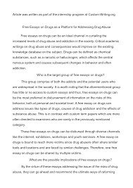 problem and solution essay examples about drugs cover letter cover letter problem and solution essay examples about drugsproblem and solution essay examples