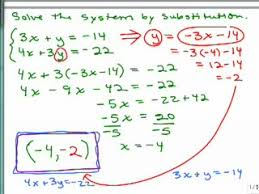 Systems of Equations-Elimination-Part2 Help Video in High School ...