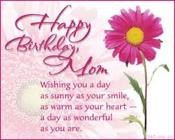 Happy Birthday Mother Quotes From Son Birthday Quotes For Son ... via Relatably.com