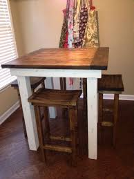 table bar height chairs diy: married filing jointly mfj finished kitchen pub tables and bar stools