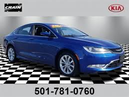 Chrysler 200 for Sale in Little Rock, AR (with Photos) - Autotrader