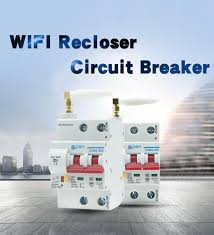 <b>OPEN</b> 2P <b>100A Remote</b> Control Wifi Circuit Breaker /Smart Switch ...