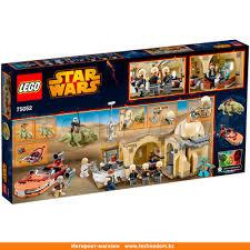 Дет. Конструктор <b>Lego Star Wars</b>, Кантина Мос Айсли (75052 ...