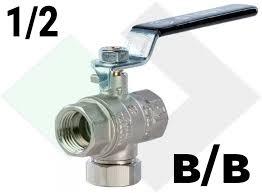 Купить <b>STOUT Кран шаровой стандартнопроходной</b> с фильтром ...