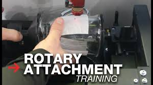 Laser Rotary Attachment Training   Engraving 2 logos on coffee cup ...