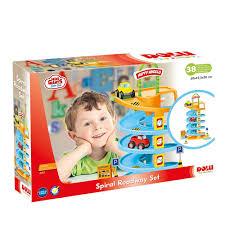 <b>Игровой набор</b> - Спиральная дорога с машинками от <b>Dolu</b> ...