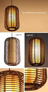 asian pendant lighting. luxury rattan pendant light 22 on bronze with asian lighting