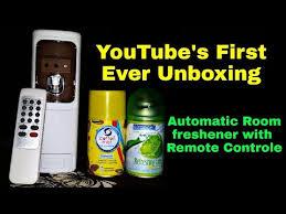 <b>Automatic</b> Room <b>Air Freshener</b> dispenser unboxing | Perfume ...
