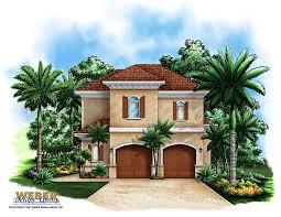 Mediterranean Style House Home Floor Plans   Find a Mediterranean    Guest House Floor Plan