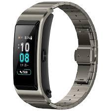 Huawei TalkBand B5 Talk Band B5 <b>Bluetooth Smart Bracelet Color</b> ...