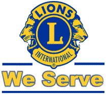 Image result for lions we serve logo