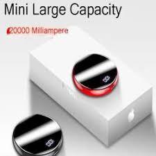<b>Vogek Mini Power Bank</b> Mirror Screen10000mAh Portable Charging ...