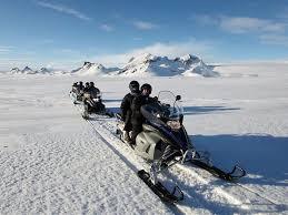 Myndaniðurstaða fyrir gullfoss geysir and langjökull snowmobile