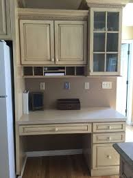 I Donu002639t Know What To Do With My Built In Kitchen Desk