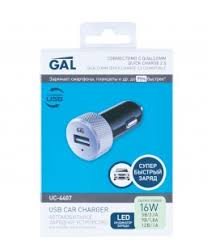 Купить <b>Автомобильное зарядное устройство GAL</b> 1 USB ...