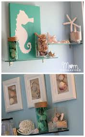 beach themed bathroom accessories idea:  images about girls bathroom ideas on pinterest bathrooms decor starfish and towels